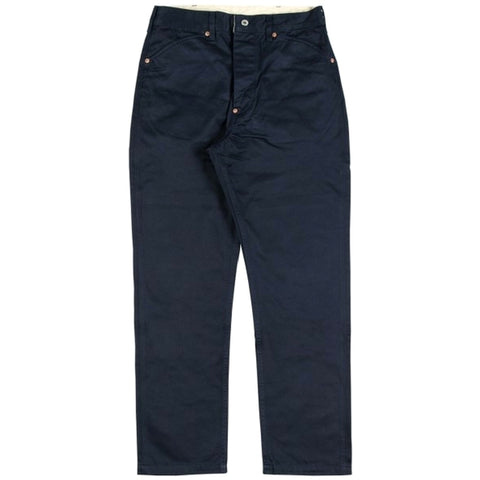 Momotaro West Point Slim Trousers (Navy)