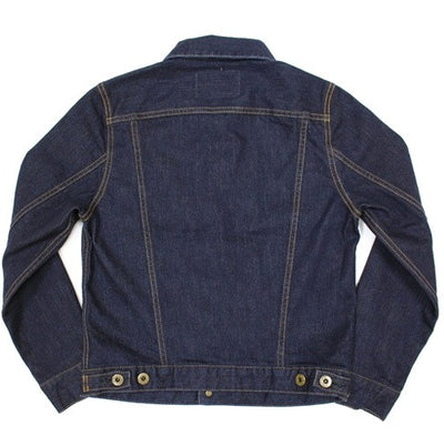 [Women's] Japan Blue JBJKL1064 12oz. Côte d'Ivoire Stretch Denim Jacket