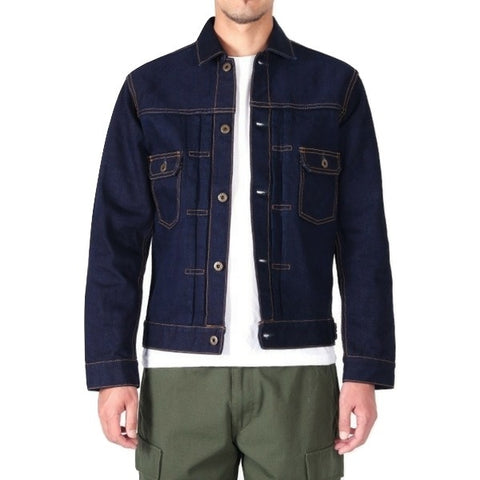 Japan Blue JBJK1012-ML 16.5oz. Type 2 Selvedge Denim Jacket