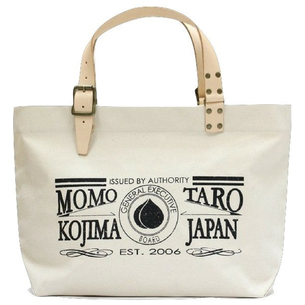 Momotaro Canvas Tote Bag