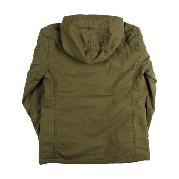 Momotaro M-65 Field Jacket (Army Green)