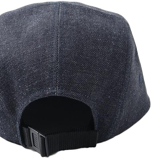 Japan Blue Denim Jet Cap - Okayama Denim Accessories - Selvedge