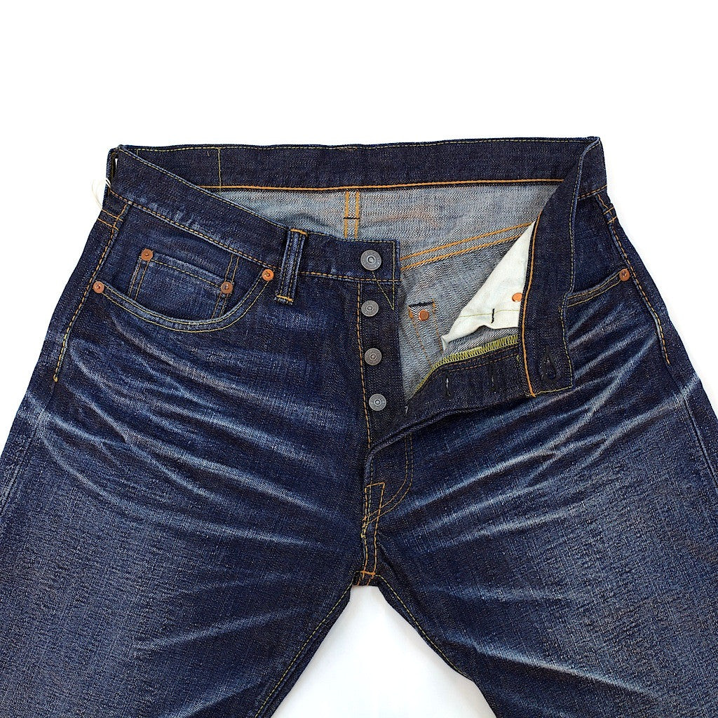 Pure Blue Japan 3D-013 (Slim Tapered)