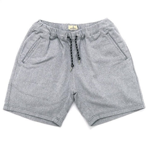 Japan Blue Tate Knit Easy Shorts (Gray)