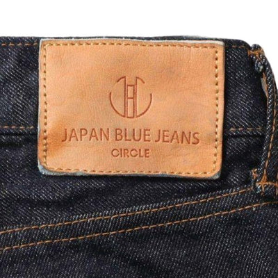 Japan Blue J266 'Circle' 16.5oz Côte d'lvoire Selvedge Jeans (Slim Tapered)