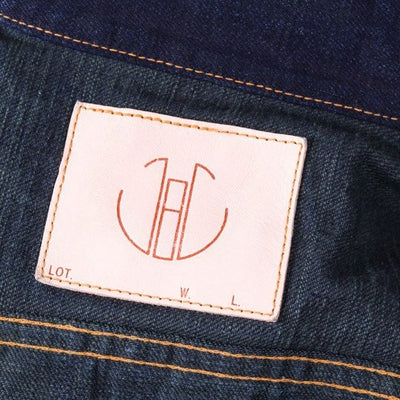 Japan Blue JBJK1012-ML 16.5oz. Type 2 Selvedge Denim Jacket - Okayama Denim Jacket - Selvedge