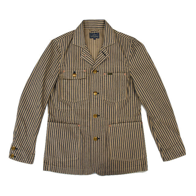 Studio D'Artisan Military Railroad Jacket
