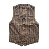 Studio D'Artisan Military Railroad Vest