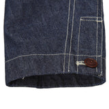 Studio D'Artisan 4416A Selvedge Chambray Work Jacket