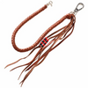 Redmoon Braided Wallet Leash - Okayama Denim Accessories - Selvedge