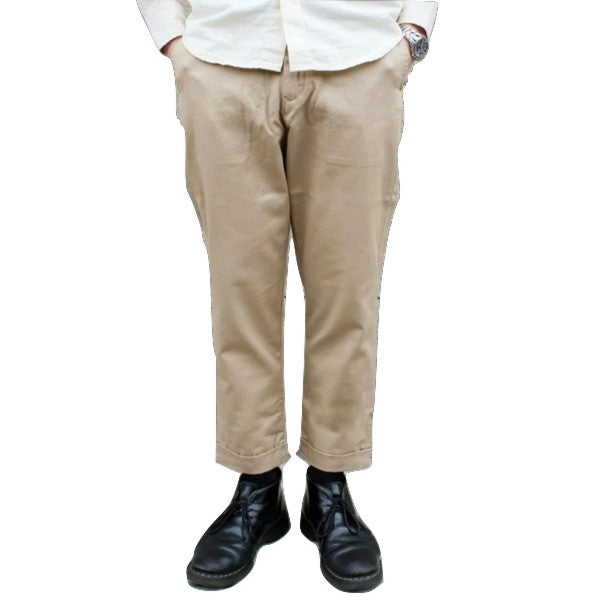 Japan Blue JB4300 Liberty Pegtop Classic Chino Pants (Beige)