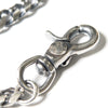 Studio D'Artisan Wallet Chain (Silver) - Okayama Denim Accessories - Selvedge