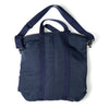 Studio D'Artisan Indigo Nylon Helmet Bag - Okayama Denim Accessories - Selvedge