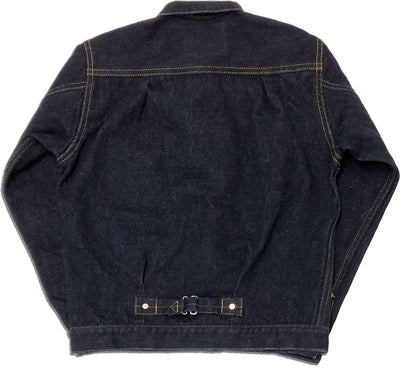 [Pre-Order] Samurai Jeans S551XX25oz-20th 20th Anniversary 1st Type Selvedge Jacket