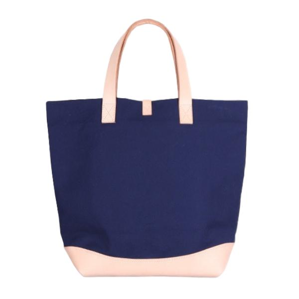 Japan Blue Indigo Sashiko Tote Bag - Okayama Denim Accessories - Selvedge
