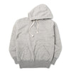 Studio D'Artisan 9951 Loopwheel Hooded Sweatshirt (Mock Gray) - Okayama Denim Sweatshirt - Selvedge