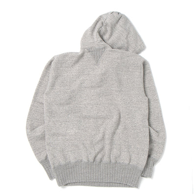Studio D'Artisan 9951 Loopwheel Hooded Sweatshirt (Mock Gray)