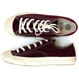 Anachronorm Bordeaux Vulcanized Sneakers
