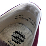 Anachronorm Bordeaux Vulcanized Sneakers - Okayama Denim Accessories - Selvedge