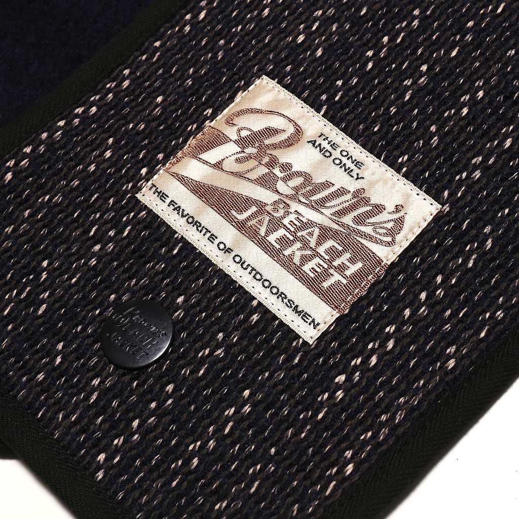 Brown's Beach Muffler (Navy Stripe)