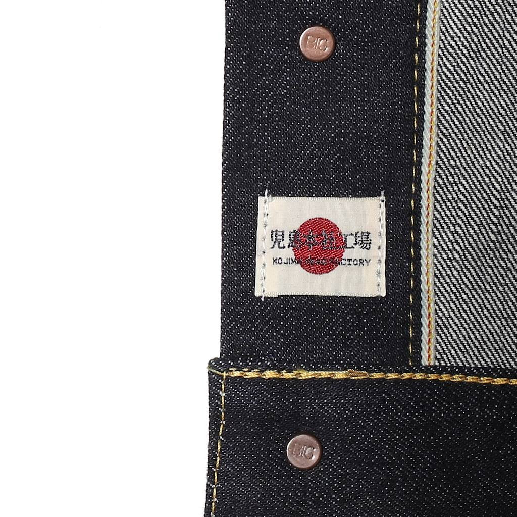 Big John KOIAI2 Selvedge Denim Jacket
