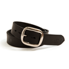 Studio D'Artisan B-82 Leather Belt (Black) - Okayama Denim Accessories - Selvedge