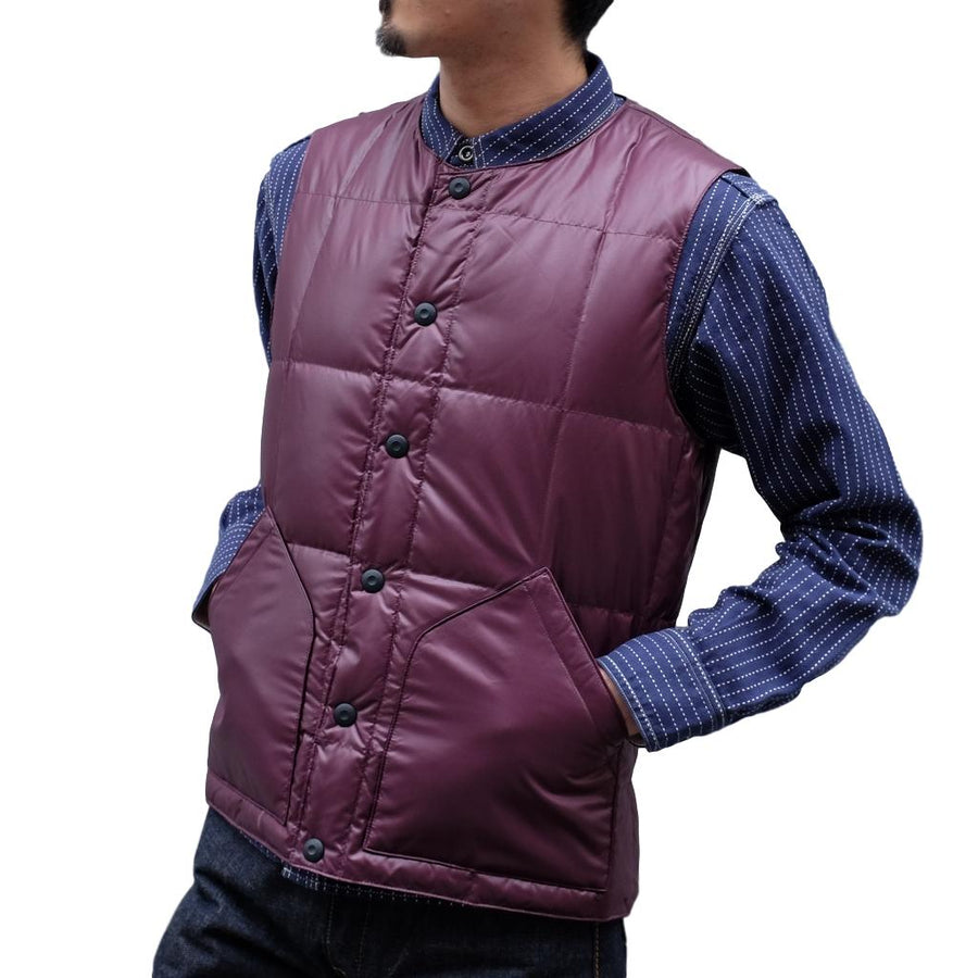 Burgus Plus x Zanter Inner Down Vest