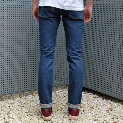 "Big John 14oz. ""Brown Cat"" Slim Tapered - Okayama Denim Jeans - Selvedge"