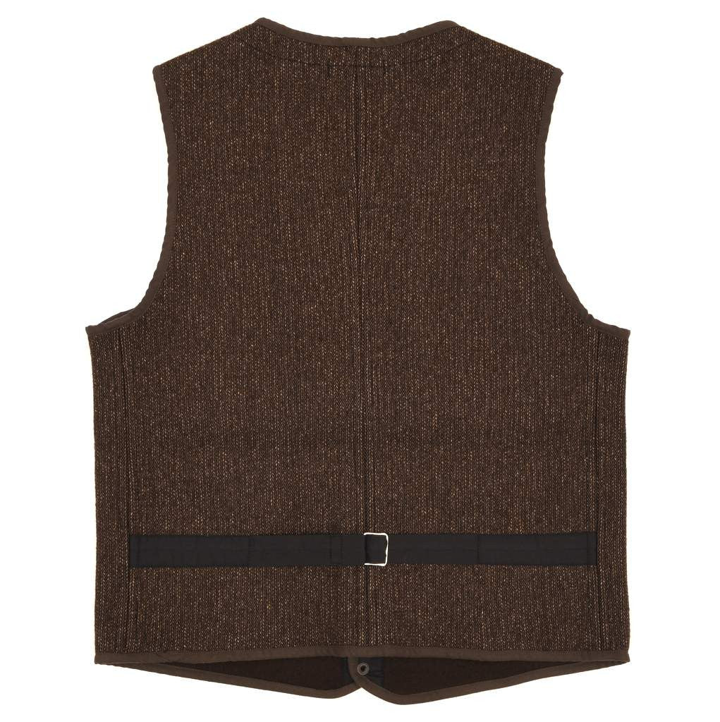 Brown's Beach Early Vest (Oxford Gray)