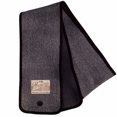 Brown's Beach Muffler (Gray) - Okayama Denim Accessories - Selvedge