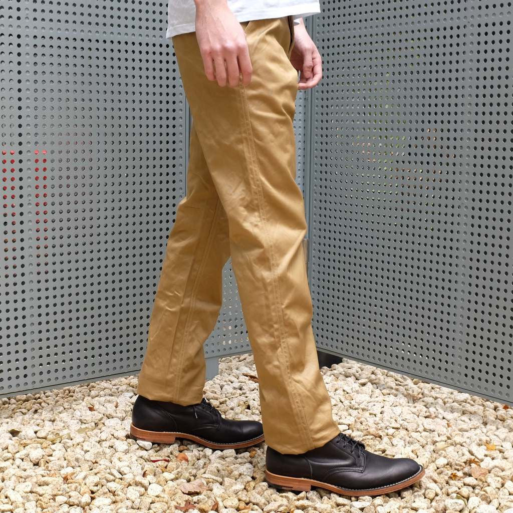 Burgus Plus 401-60 Chino Pants (Khaki)