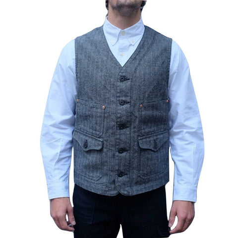 Burgus Plus Jazz Nep French Work Vest