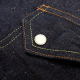 Burgus Plus 9oz. Nep Selvedge