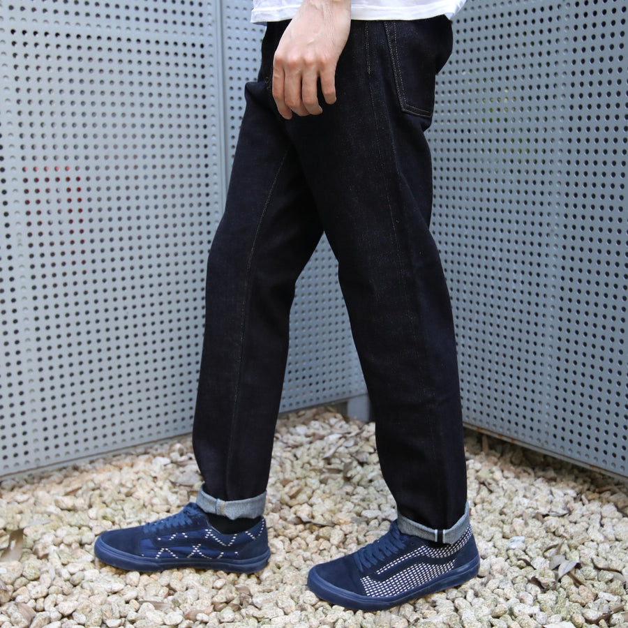 Negative Denim ND-PT004 Selvedge Jeans (Slim Tapered)