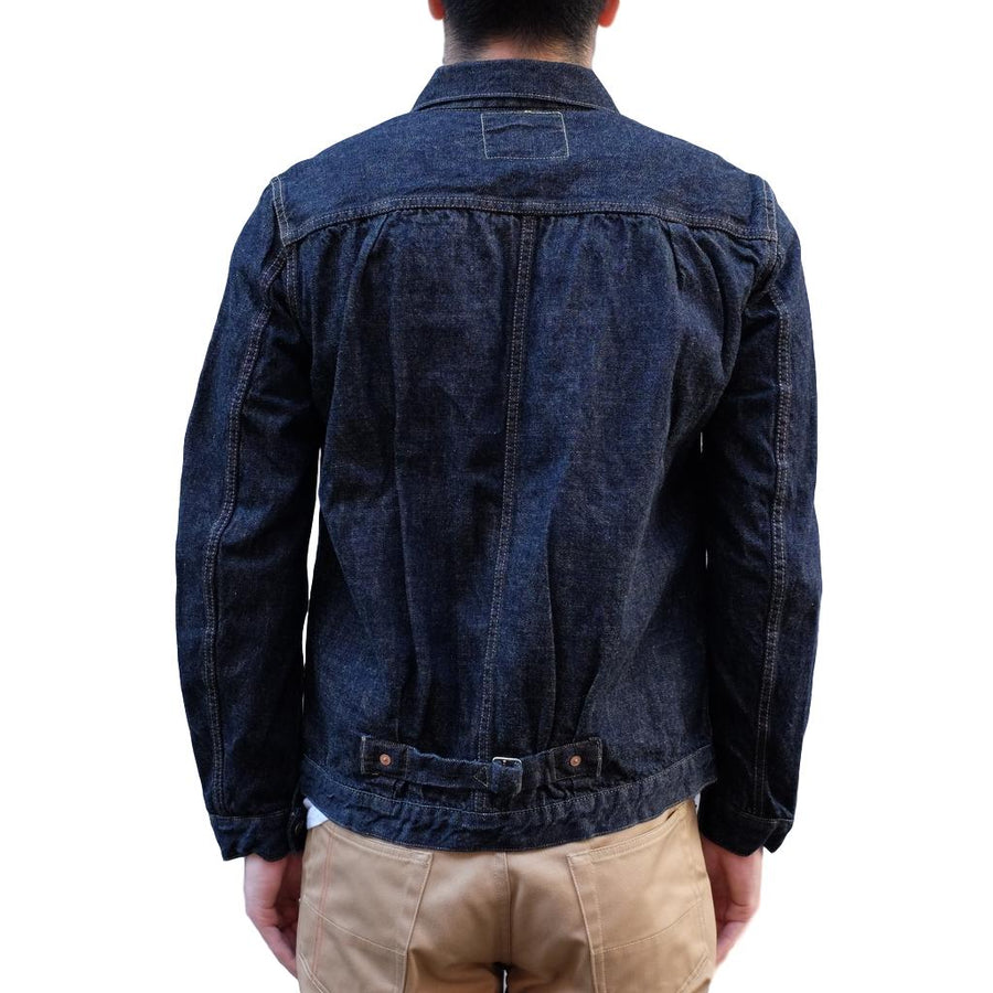 TCB 30's Type 1 Selvedge Jacket