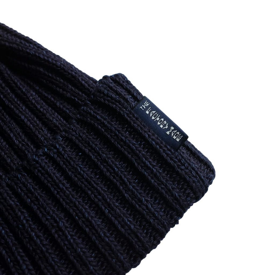 The Factory Made Indigo Knit Watch Cap