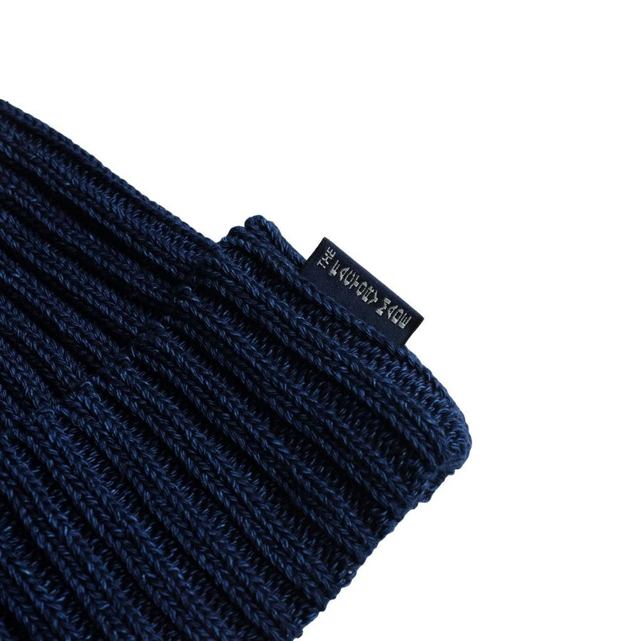 The Factory Made Light Indigo Knit Watch Cap