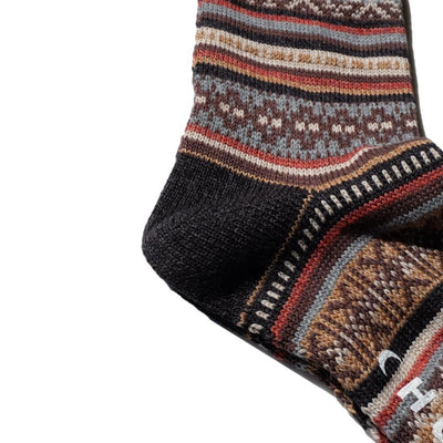 Chup Socks Tabiat (Charcoal)