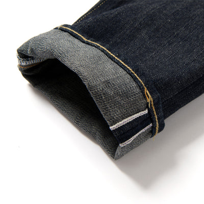 [Pre-Order] Studio D'Artisan 14oz. Left-Hand Twill Selvedge Jeans (Relax Tapered) - Okayama Denim Jeans - Selvedge