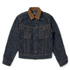 Studio D'Artisan Denim Ranch Jacket - Okayama Denim Jacket - Selvedge