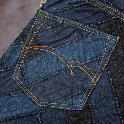 "[Pre-Order / 50% Down] Studio D'Artisan SP-052 40th Anniversary ""Arts"" Denim Jeans (Relax Tapered)"