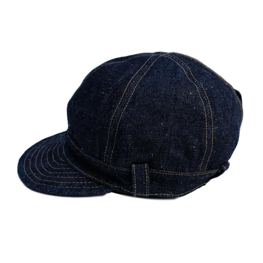 Samurai Jeans SJ201WC20-D 15oz. Denim Work Hat