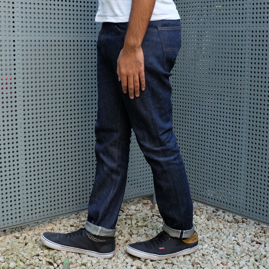 "OD+BJ 12oz. ""Bamboo"" Jeans (New Tapered)"