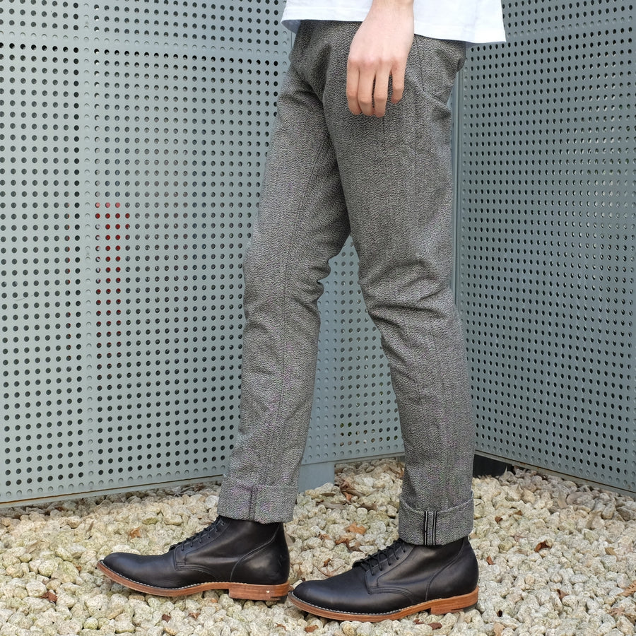Fullcount Covert Canvas Selvedge Jeans