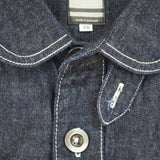 Momotaro 8oz. Selvedge Jail Pocket Shirt