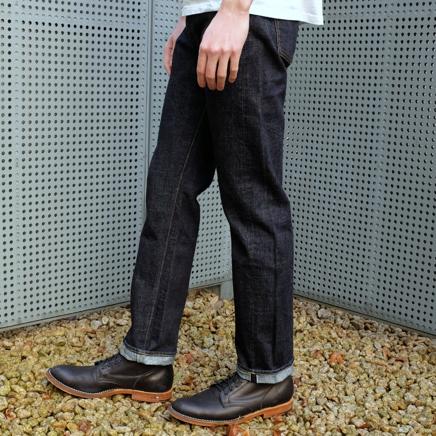 "Fullcount 1108SL ""Slub"" Selvedge Jeans (Slim Straight)"