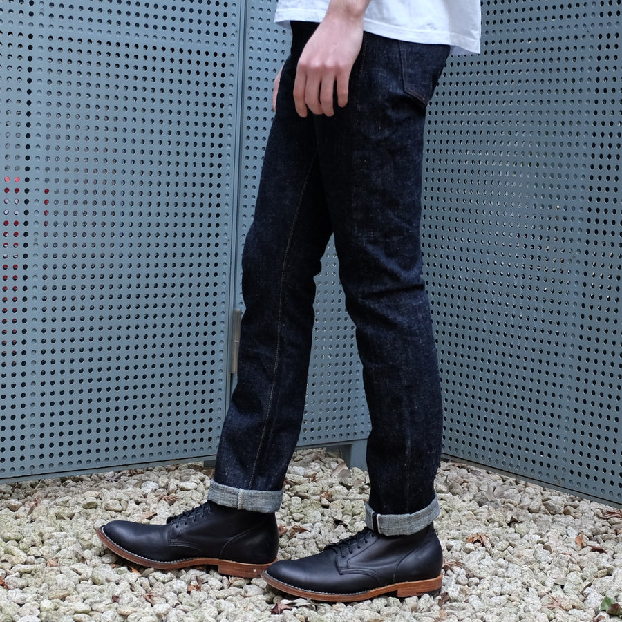 "Fullcount 1109SR ""Super Rough"" Selvedge Jeans (Slim Tapered)"