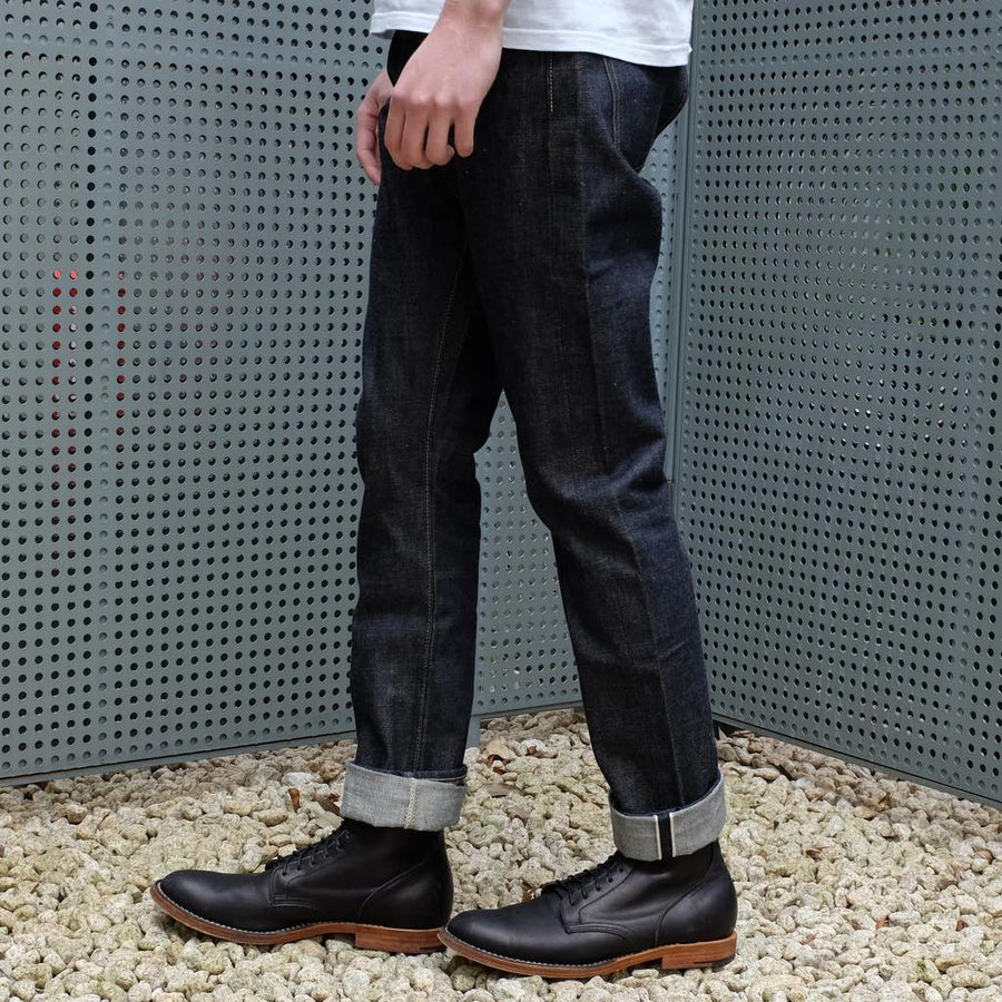 Fullcount New 1110 (Slim Tapered) - Okayama Denim Jeans - Selvedge