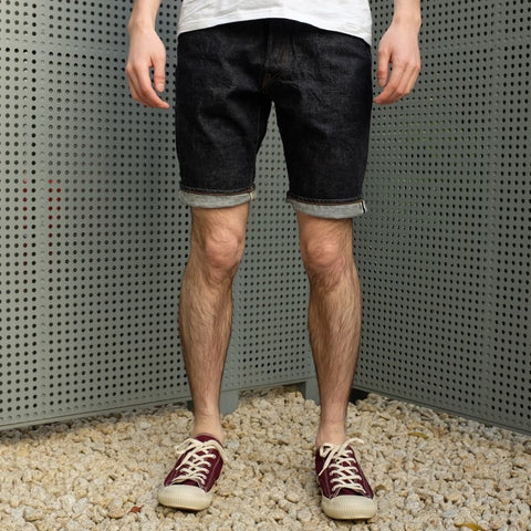 Fullcount 1904 13.7oz. Selvedge Denim Shorts