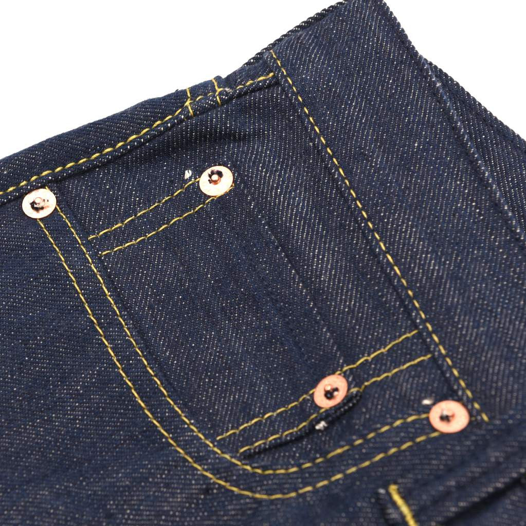 Fullcount 1921 Natural Indigo (Slim Straight)